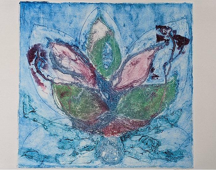 Deep Bloom by Jessica Atkinson