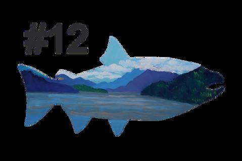 Fish # 12 by Josslyn Meyers