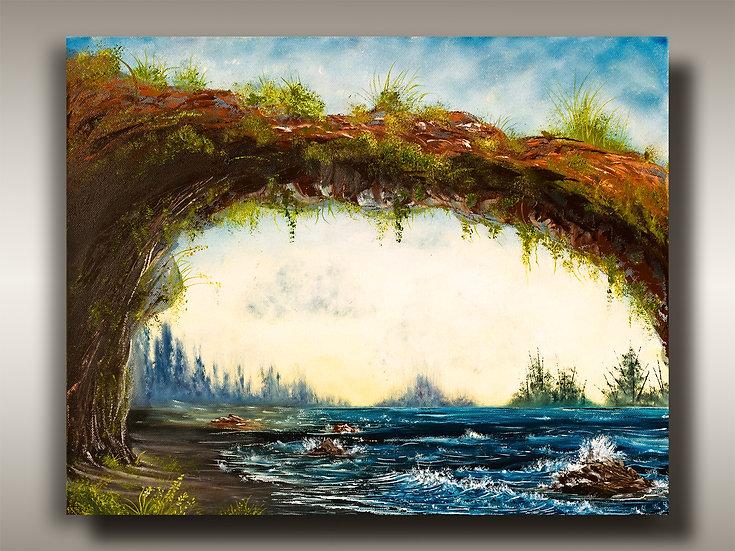 Bridge of Sea to Sky by Robbie Stroud