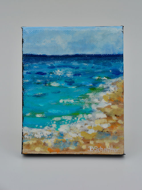 Beach 2 by Bonnie Schnitter