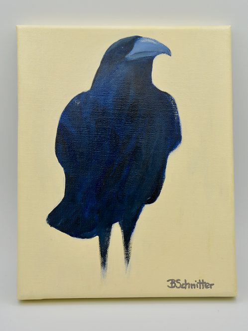 Raven 1 by Bonnie Schnitter