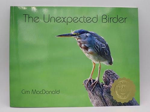 Book - The Unexpected Birder by Cim MacDonald