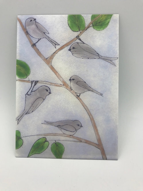 Postcard by Katherine Moore