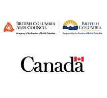 BC Arts Council & Government  of BC