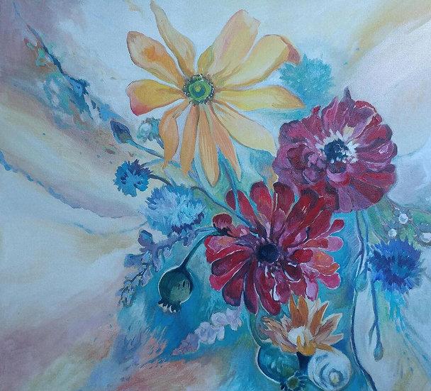 Spring Forward by Larissa McLean
