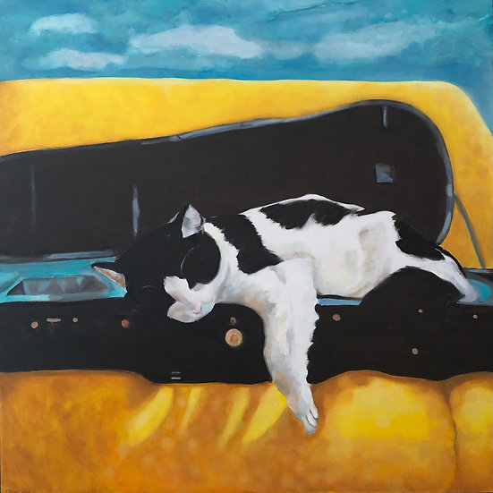 Fiddle Caddy by Debbie Wall