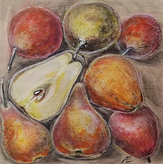 Fruit Medley by Elle Adamovitch