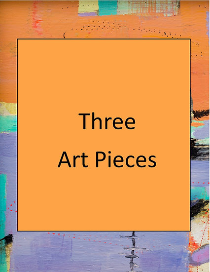 Three submissions ($15 Each)