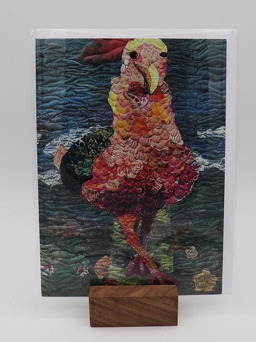 Seagull Card by Christine Earl