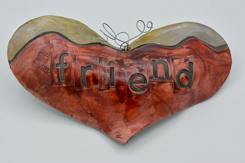 Friend by Lee Stead