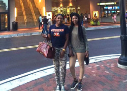 Atlanta GLOW Mentor and Mentee