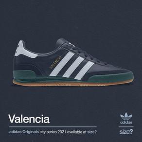 The adidas Originals Valencia is back