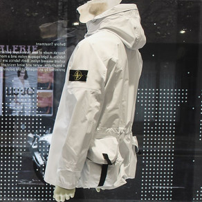 The END. x Stone Island collaboration