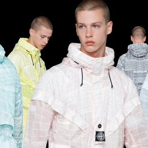 SS21 from Stone Island