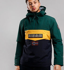 napapijri rainforest multi colour