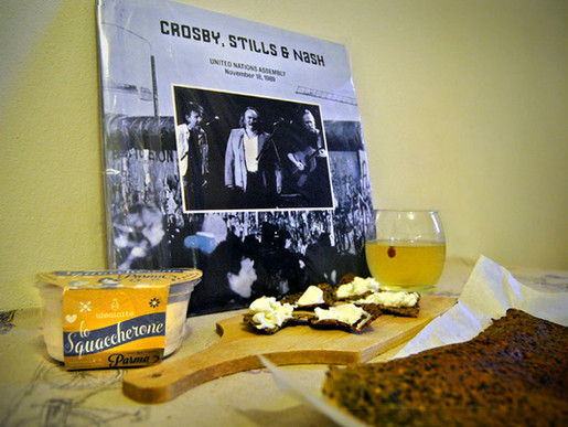 Cracker, Squacchero & Kefiro