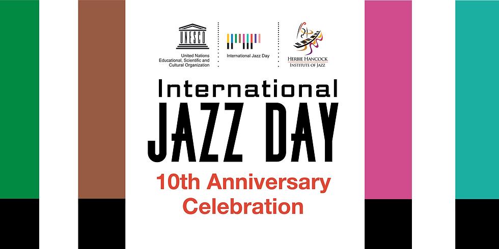 Music Is Magic 2021! 〜リズムの世界 /International Jazz Day 参画イベント