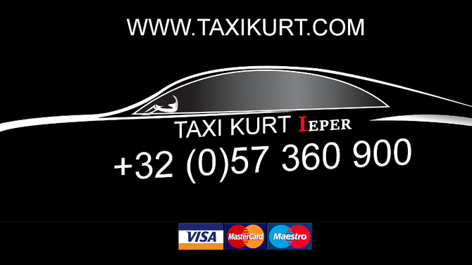 NO APRIL FOOL'S DAY...NEW IN YPRES TAXIKURT FROM 1 APRIL ON !