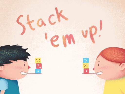 Stack em up!