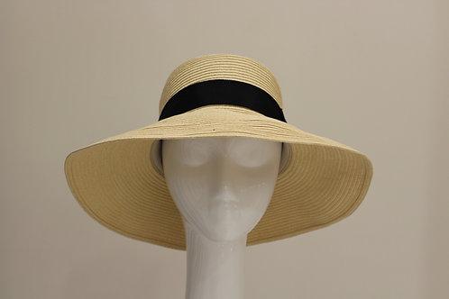 Sombrero Santa cruz N/B