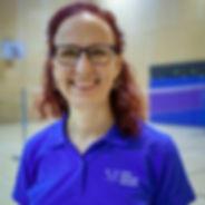 Portrait of Alexander Technique teacher Karen Evans