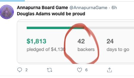 Douglas Adams Would Be Proud