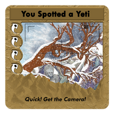 You Spotted a Yeti