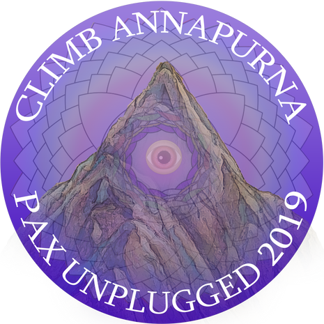 Pax Unplugged 2019 Button
