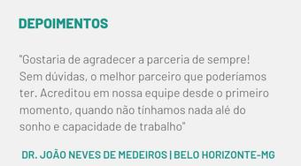 depoimento, experiêcia, suplime, equipamentos oftalmógicos, brasil.