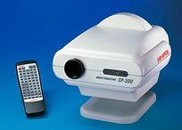 projetor cp500; projetor de optotipos; shin-nippon; suplimed