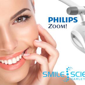 Профессиональное отбеливание зубов Zoom-4