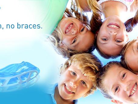 Ровные зубы без брекетов