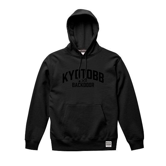 KYOTOBB × BKDR HOODIE (BLACK)