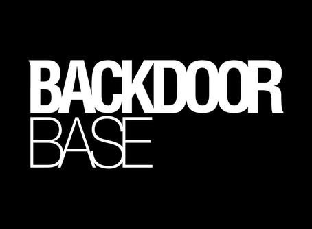 BACKDOOR BASE クラウドファンディング開始!!!