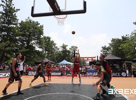 2020年度3x3バスケットボール男子日本代表候補に永吉佑也選手が選出!!