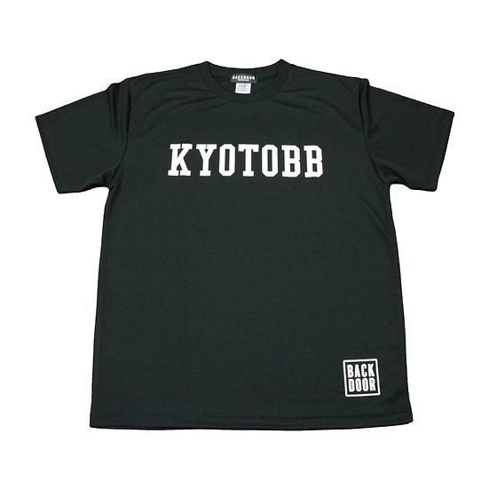 KYOTO BB ORIGINAL TEE college BLACK