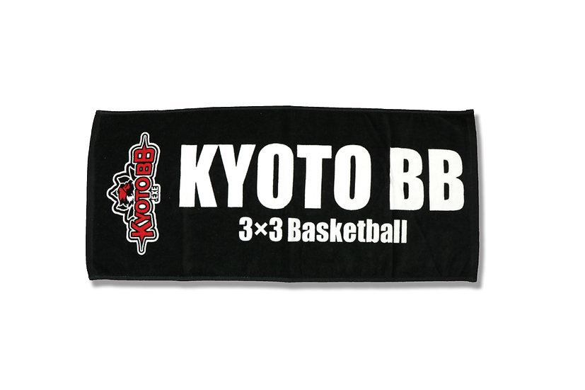 KYOTOBB オリジナル タオル