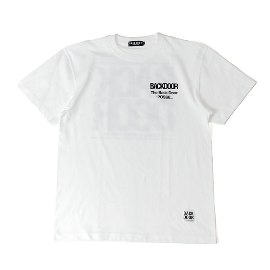 BACKDOOR Posse SS Tee