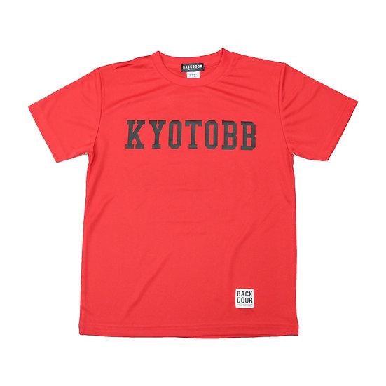 KYOTO BB ORIGINAL TEE college RED