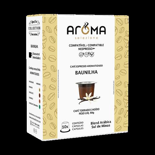 Espresso Aromatizado Baunilha