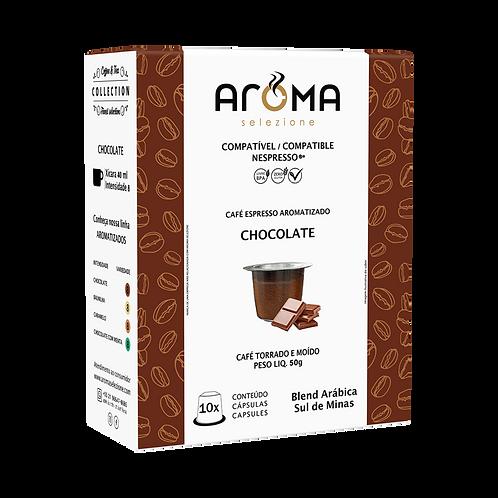 Espresso Aromatizado Chocolate