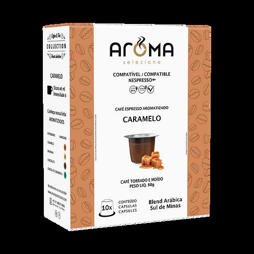 Espresso Aromatizado Caramelo