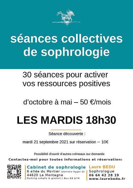 séances collective de sophrologie- 44620 Nantes sud loire 2021 2022