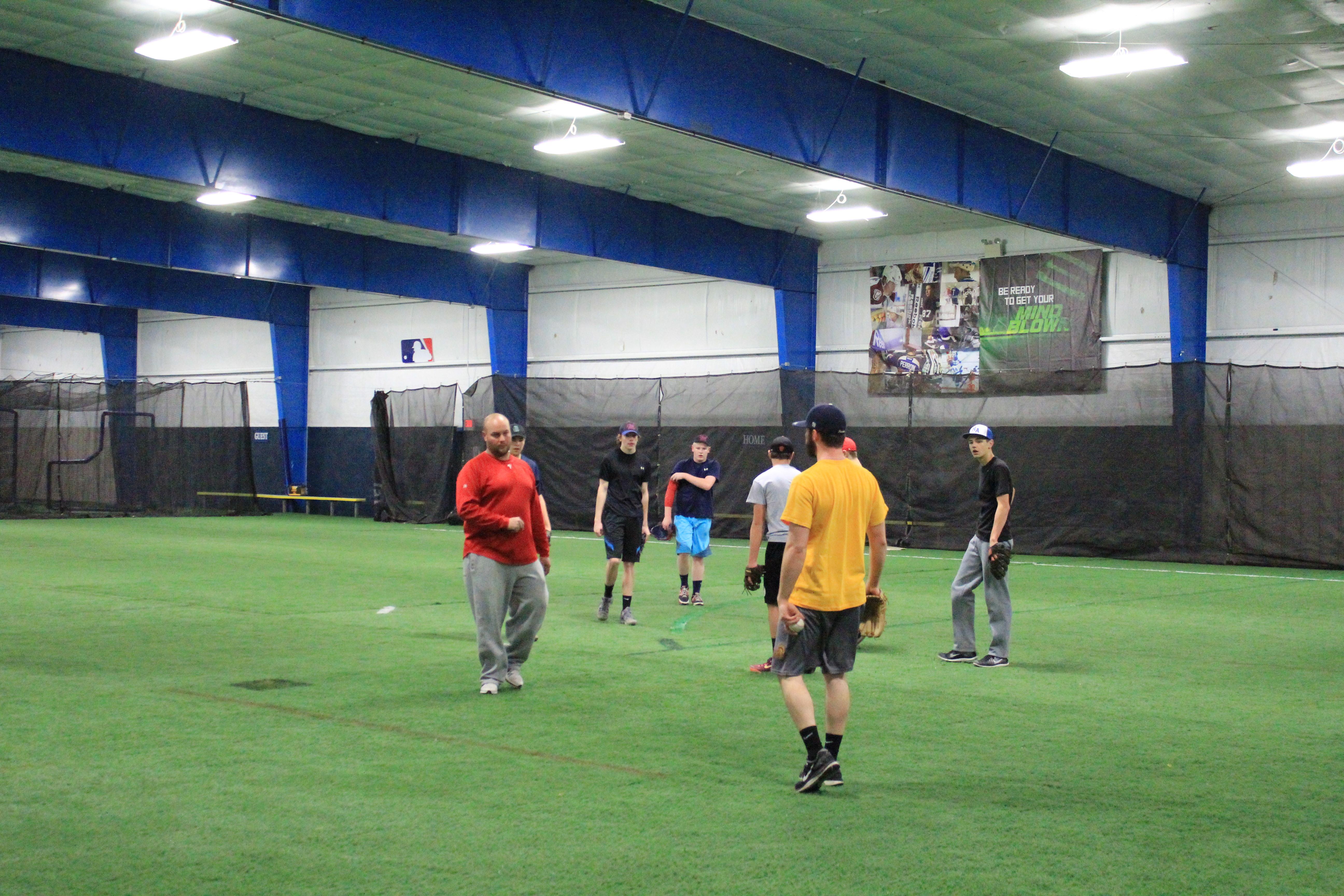 Pro Staff Baseball Camps