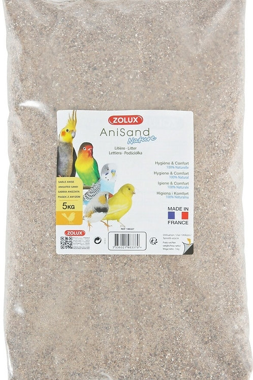 Sable anisand nature 5kg