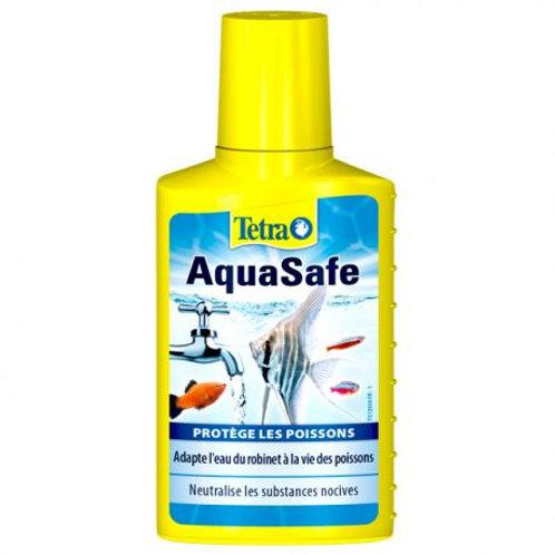 Tetra AquaSafe 100ml ou 250ml