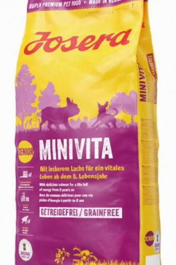 Josera Mini Vita 5 sacs de 900gr (soit 4.5kg)
