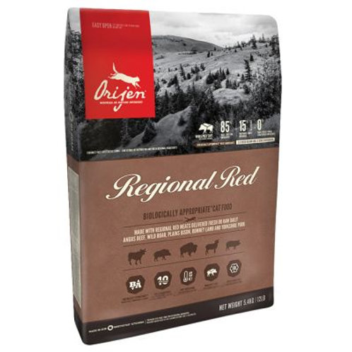 ORIJEN Chat Regional Red 5.4KG