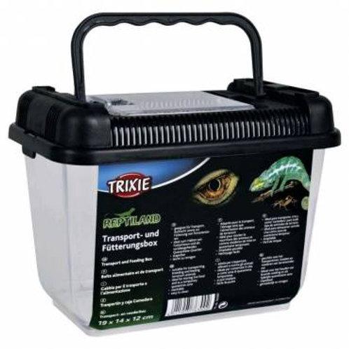 Boîte de transport et d'élevage pour reptiles