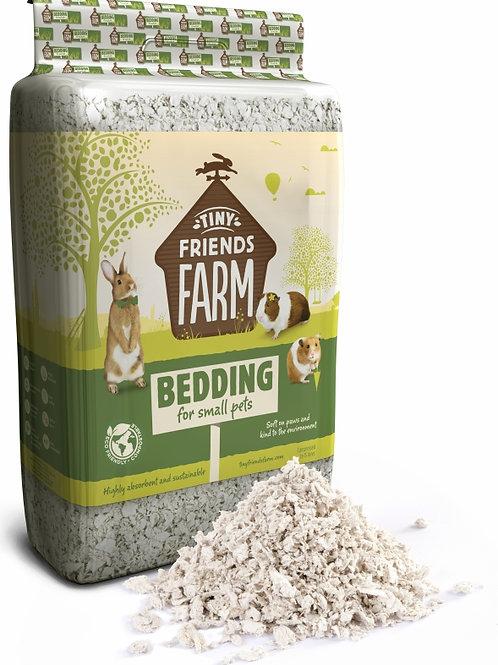Litière Tiny Friend Farm pour lapins et rongeurs 15L